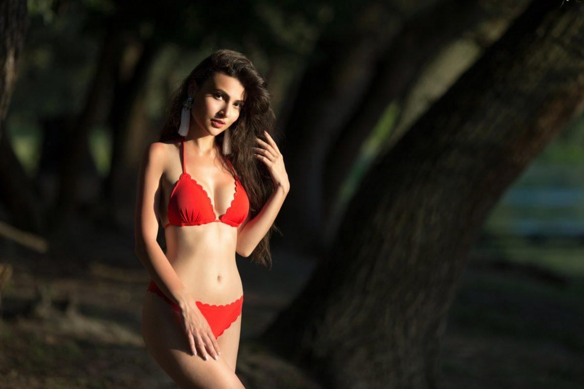 Summer portrait – Dominika