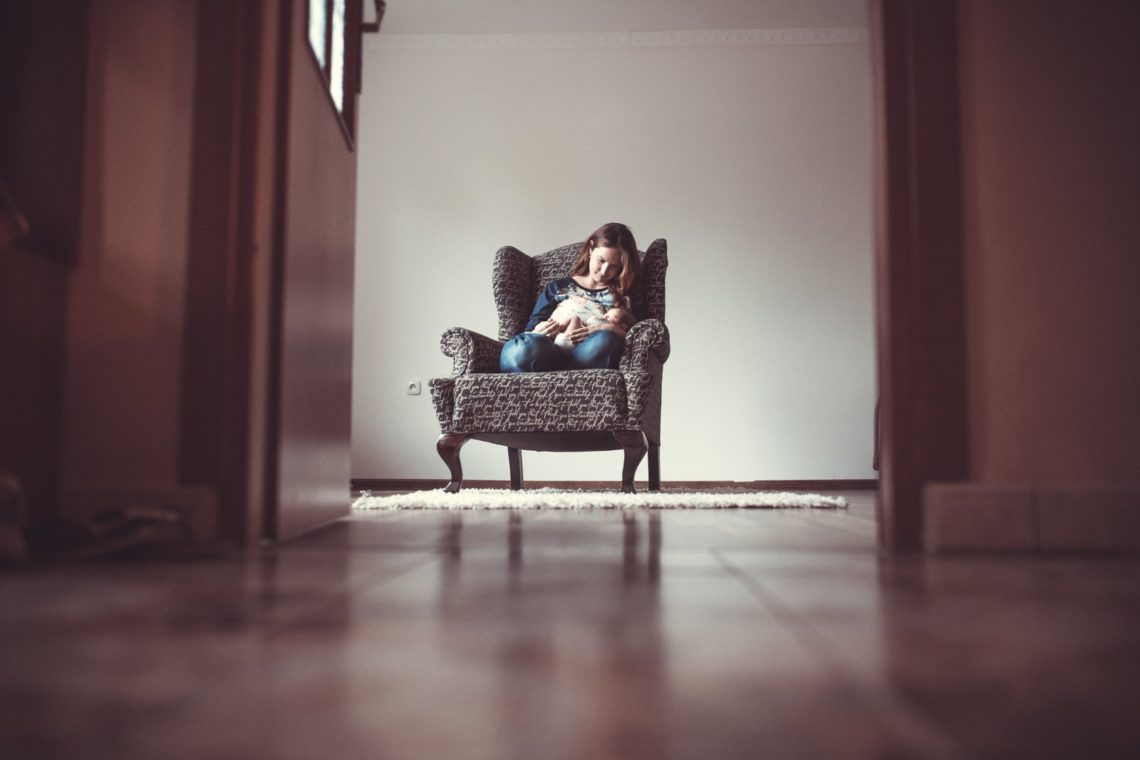 Rodinne fotenie – Home style family portraits